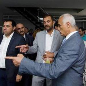 Nail Olpak'tan Sanayi Kuruluşlarına Ziyaret