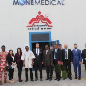 Organize Sanayi Bölgesi'ne Büyükelçilerden Tam Not