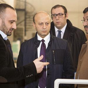 Ekonomi Bakanlığı'ndan Mone Medikal Ziyareti