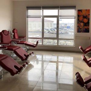 Ağrı Devlet Hastanesi Kemoterapi Ünitesi Tamamlandı.